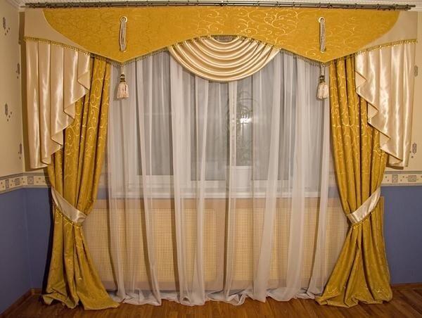 danila entertains: пошив штор для зала фото.