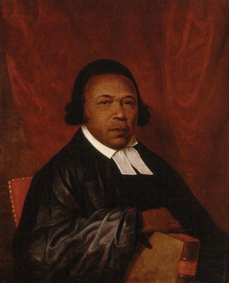 Рафаэль Пил. Портрет Абсалома Джонса. 1810
