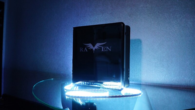 Silverstone Raven Z Rvz01 Mirror