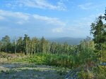 Вид с горы Тёплой