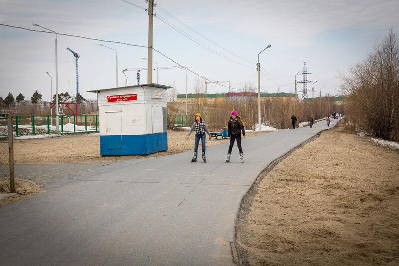 Первомай в Нижневартовске