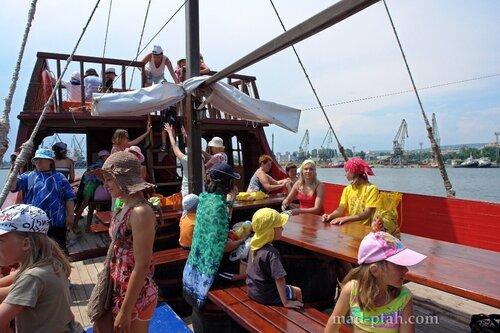 болгария, пиратская вечеринка, варна