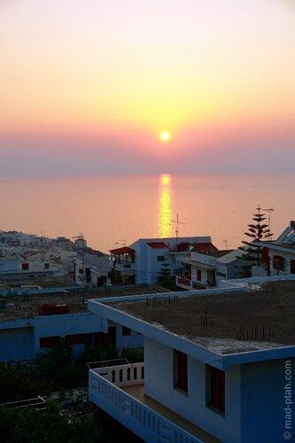 греция, крит, акротири