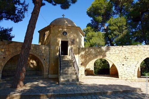 греция, крит, аркади