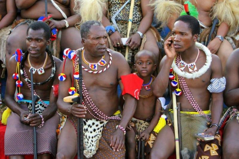 Секс племени зулусов 28 фотография