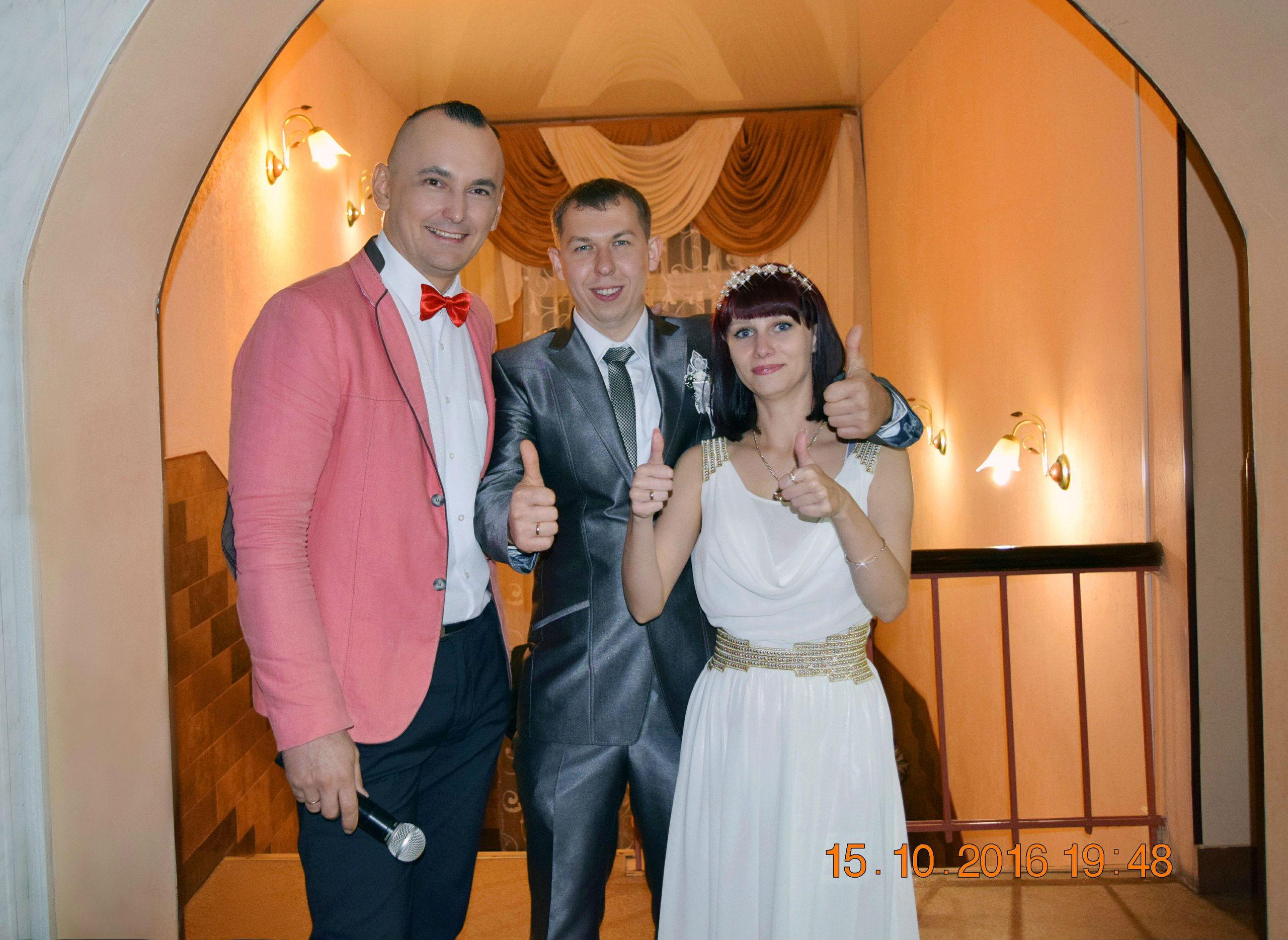Свадьба Андрея и Виктории. Ведущий на свадьбу Павел Июльский +7 937 727 25 75 , +7 937 555 20 20