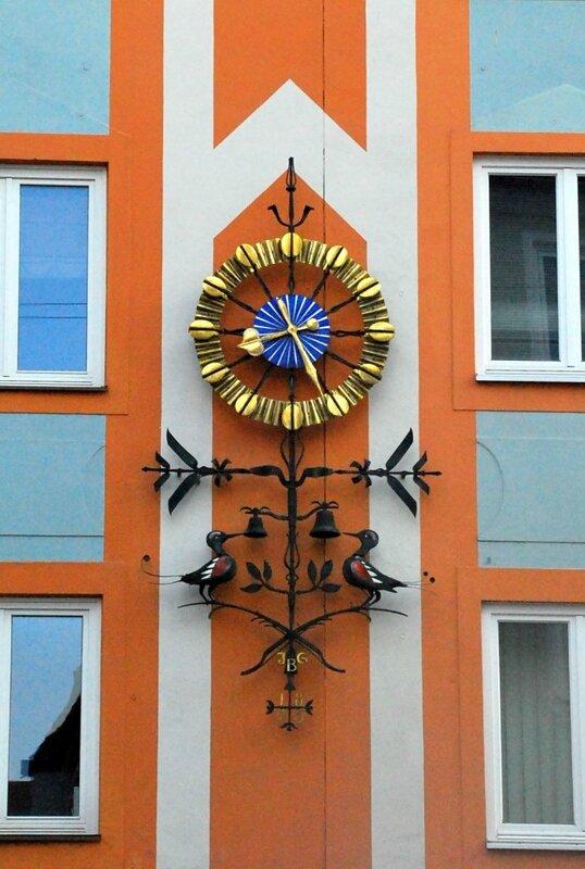 Часы Мюнхена