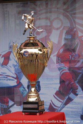 Кубок Харламова 2014