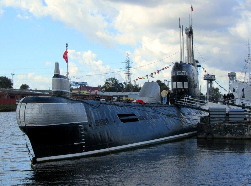 музей мирового океана калининград подводная челн информация