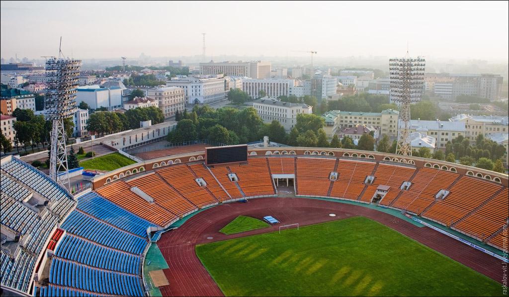 Олимпийский стадион «Динамо»