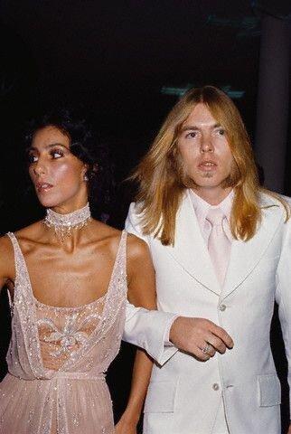 Cher & Gregg Allman