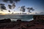 океан после заката