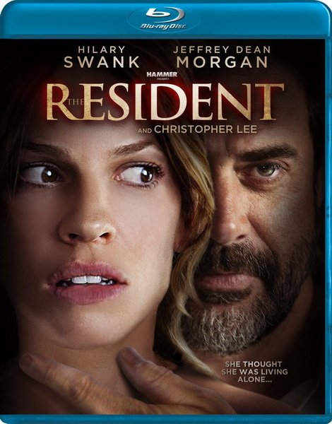 Ловушка / The Resident (2011) HDRip + BDRip 720p + DVD5