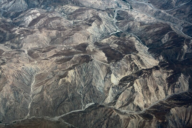 Афганские горы