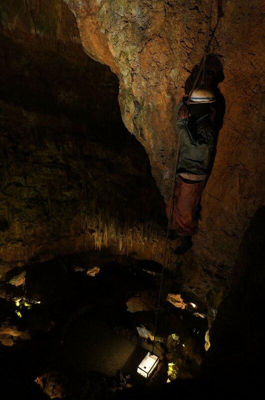 Пещеры Mira de Aire