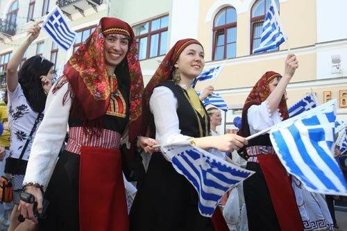 Август в Греции насыщен фестивалями и концертами