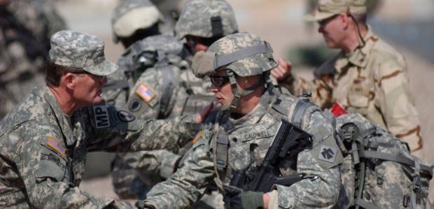 Батальоны Нацгвардии Оклахомы разместят в Украине