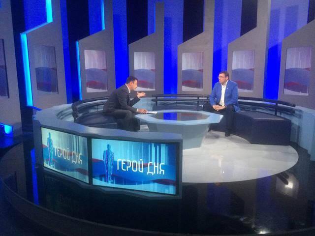 Луценко сегодня встретится с Министром обороны и Госпрокурором Израиля, - Сарган. ФОТО