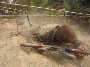 Боевая подготовка молодежи на Черниговщине