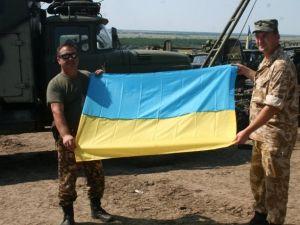 Чеченский батальон Шейха Мансура на защите украинцев