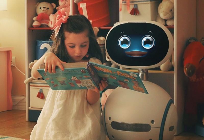 ASUS разработала домашнего робота