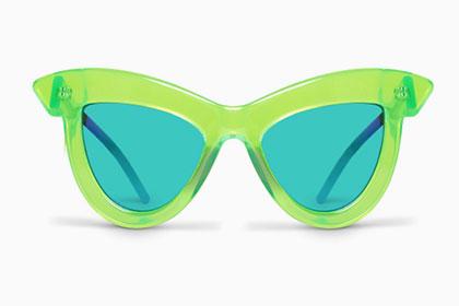 Hershey's начинает выпуск солнцезащитных очков