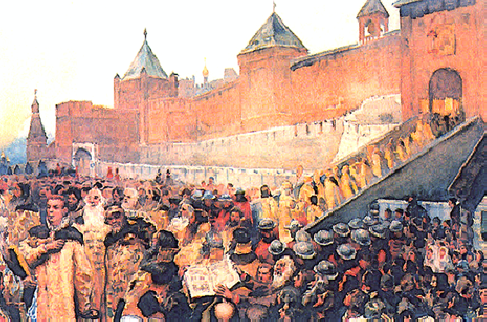 Борис Годунов - первый выбранный русский царь, прошедший путь от слуги до