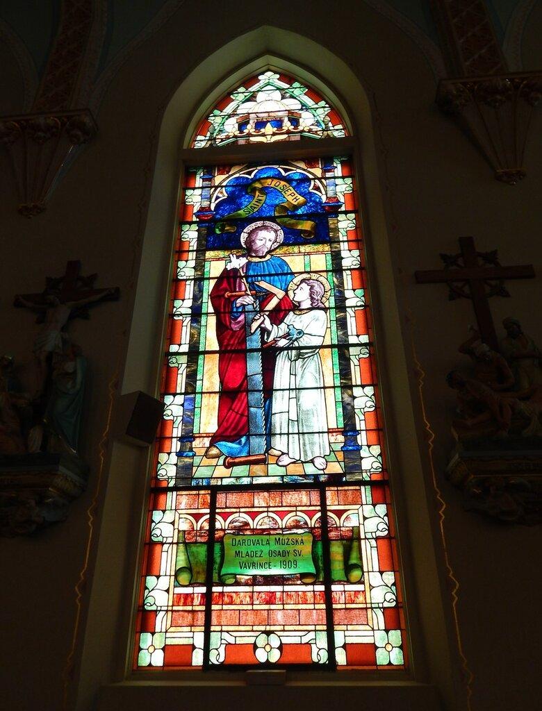 Католическая церковь Св. Лаврентия.