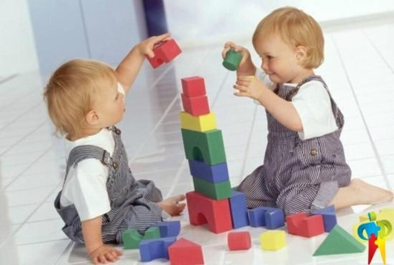 Занятия с ребенком от 1 года до 3 лет