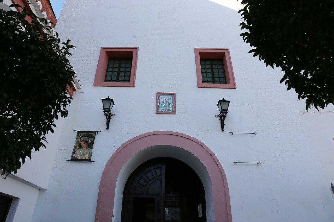Мотриль. Церковь Божественного Пастыря (Parroquia Divina Pastora)