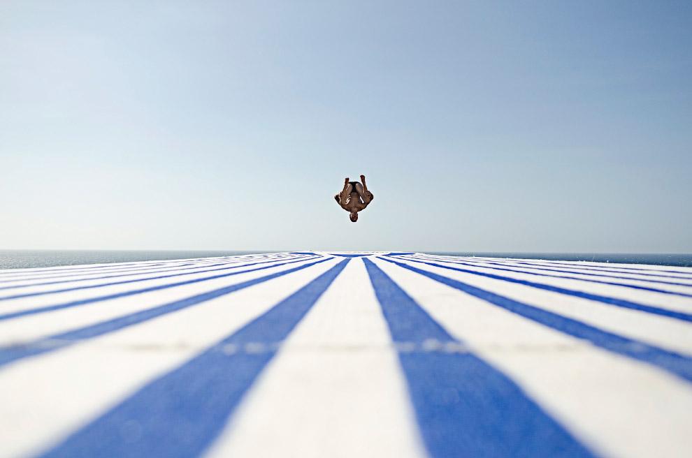 16. Чемпионат самодельных летательных аппаратов Red Bull Flugtag. (Фото Natalia Kolesnikova):