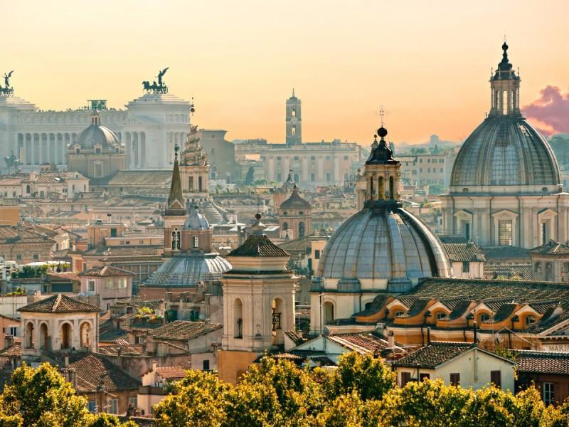 Новые римские каникулы: 9 никому не известных мест итальянской столицы (10 фото)