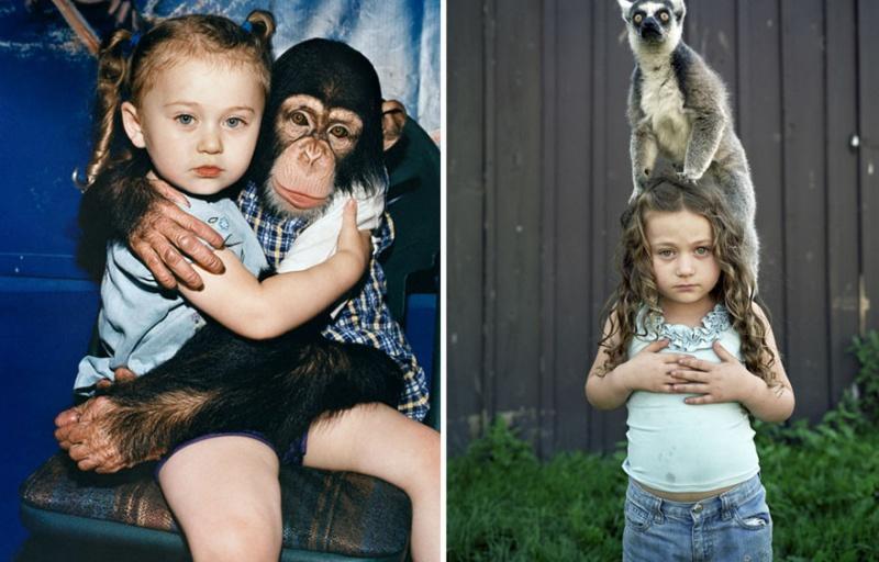 Когда мама— фотограф животных