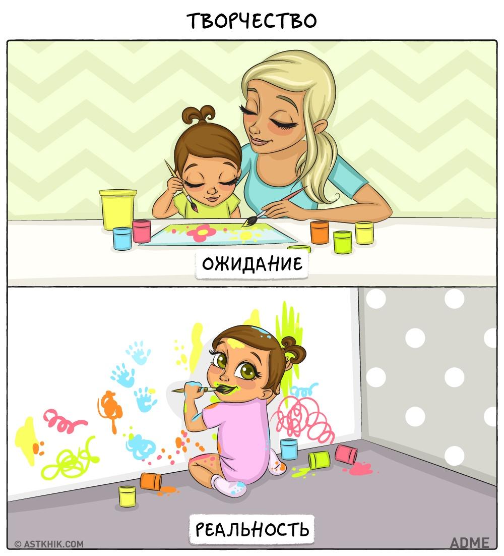 Как меняется жизнь после рождения ребенка
