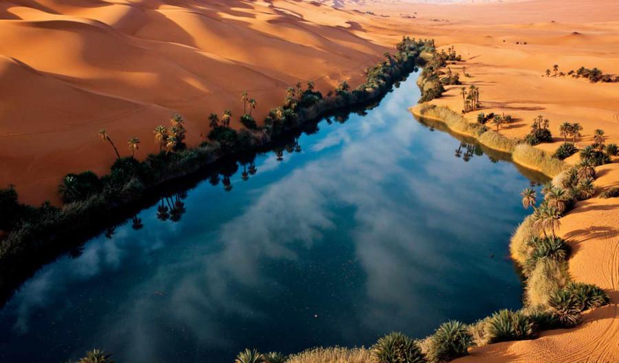 10. Не исключено, что Сахара когда-то вновь станет цветущим оазисом, ведь за последние 200 тысяч лет