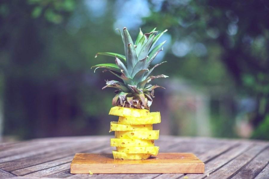 7. Нормализация кровяного давления В ананасах содержится большое количество калия, способствующего р
