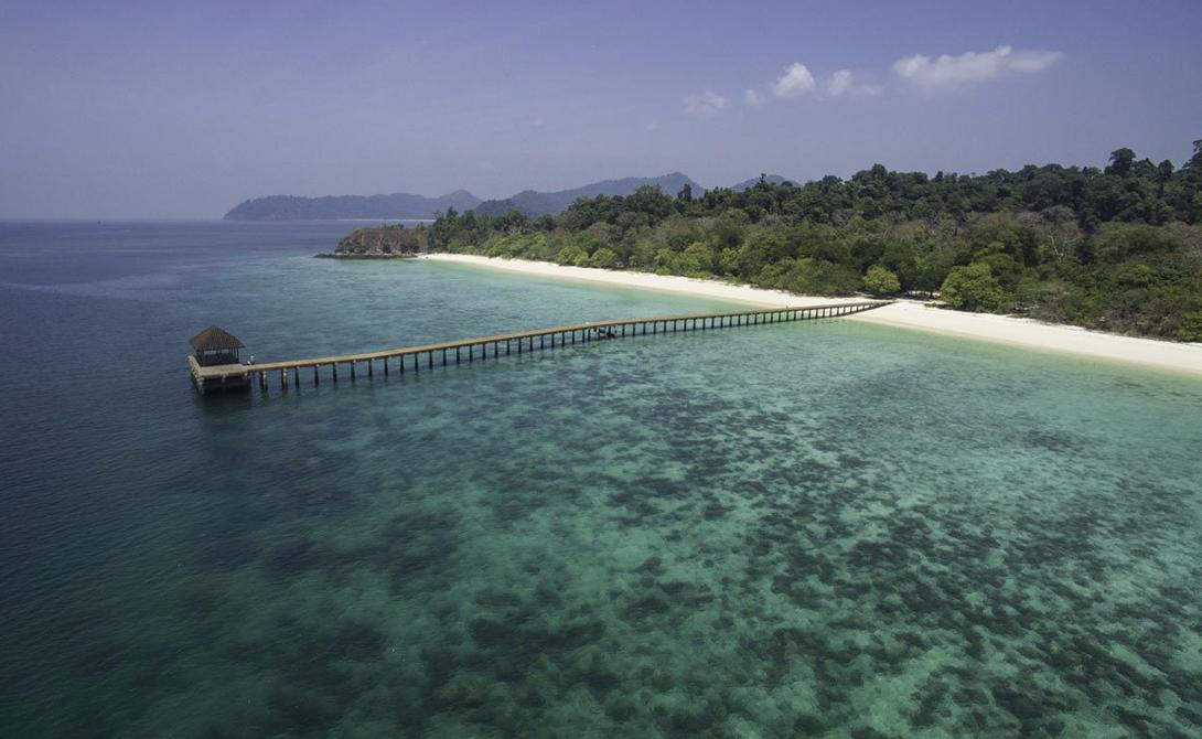 Архипелаг Мьей Мьянма Архипелаг Мьей расположен в самой южной части Мьянмы. 800 островов, практическ