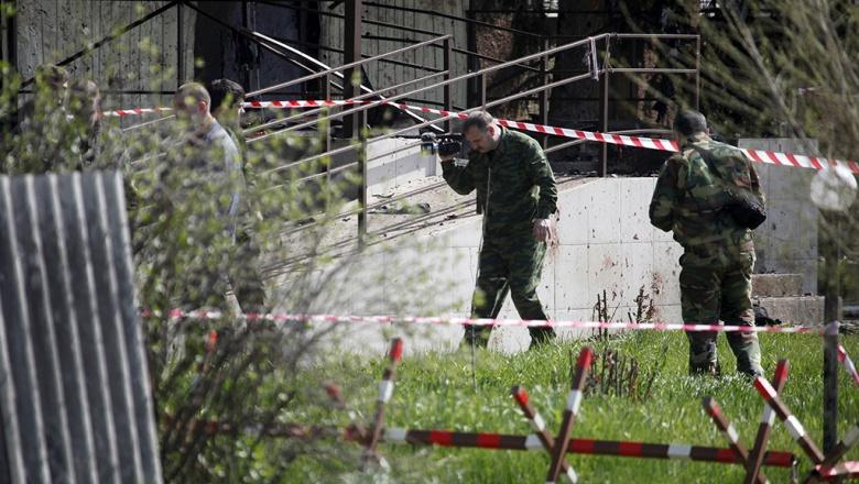 Двух инспекторов ДПС расстреляли вмашине вКабардино-Балкарии