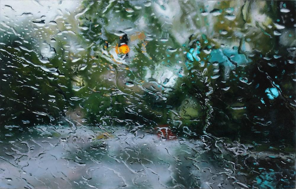 Художник что рисует дождь онлайн