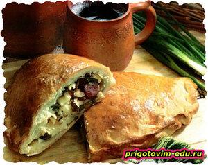 Альпийский хлеб в духовке