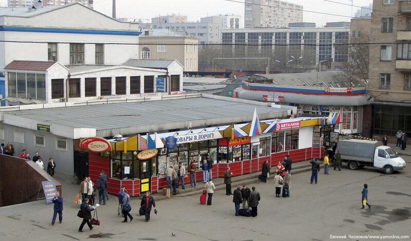 02. Ярославский вокзал. 31.03.07..JPG