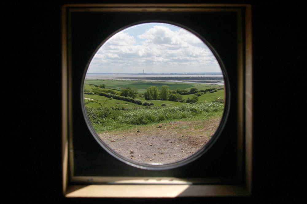 A Subterranean Camera Obscura Captures the English Countryside