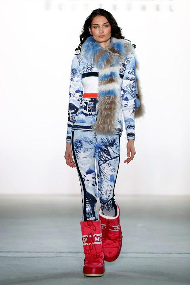 #MBFW Sportalm Autumn Winter 2017.18 Womenswear Collection