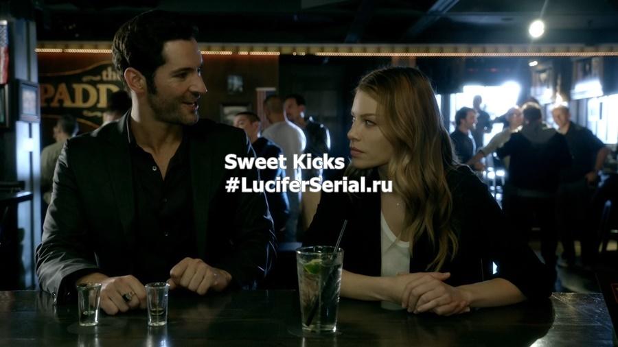 Актеры и персонажи эпизода 1.05 Sweet Kicks сериала «Люцифер»