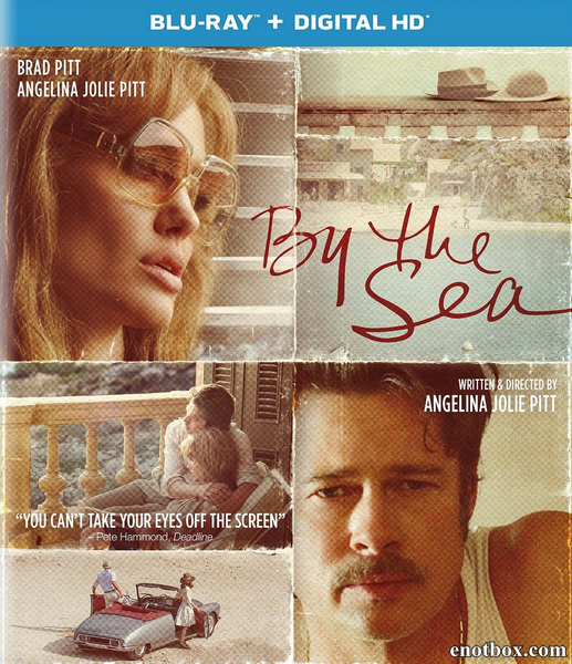 Лазурный берег / By the Sea (2015/BDRip/HDRip)
