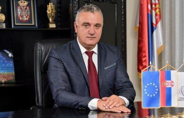 Сербия, геодезия