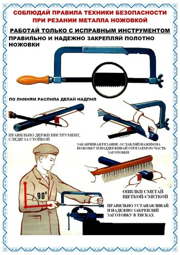 Инструкцияпо Технике Безопасности Древесное