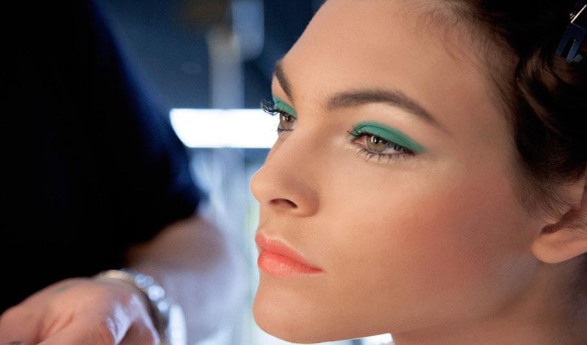 Vittoria Ceretti - Dolce & Gabbana Summer Make Up Collection 2016