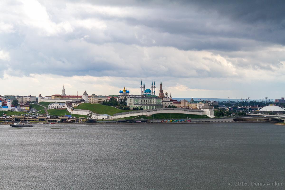 Казань с крыши Казана 14