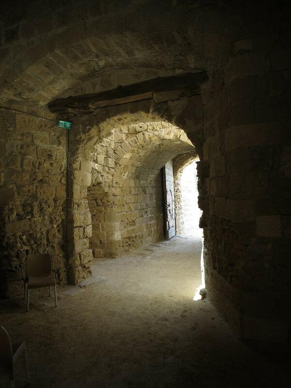 Фамагуста. Крепость. Вход в юго-восточную башню 1